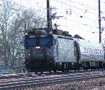 AMTK 927 on Train #140